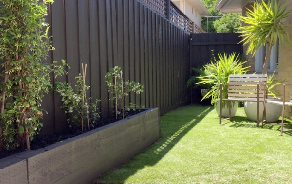 Glen Iris: Courtyard Makeover