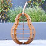 Boodle Concepts Rust pear garden metal sculpture melbourne