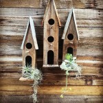 Boodle Concepts handmade birdhouses in Melbourne