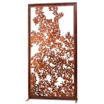 Banksia Nut garden screen panel