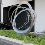 Boodle Concepts - outdoor metal garden sculpture