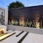 Boodle Concepts - Philodendron decorative metal garden screen